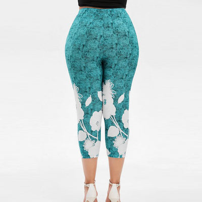 Curvestyles Leggings CS3009