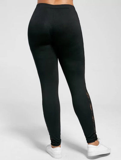 CURVESTYLES LEGGING CS1808