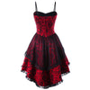 Curvestyles Corset Dress CS1484