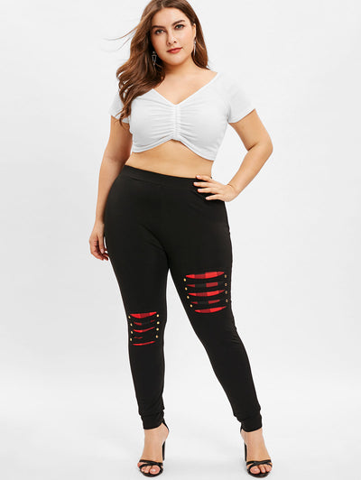 Curvestyles Leggings CS2052