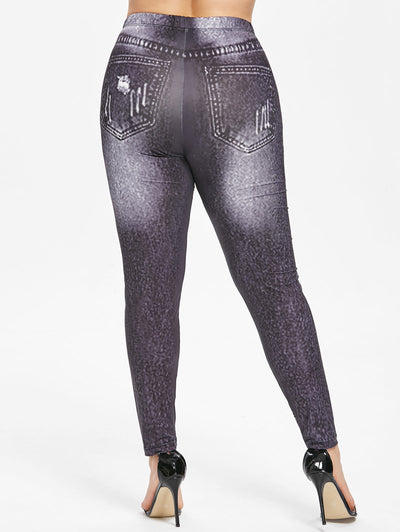 Curvestyles Leggings CS1541