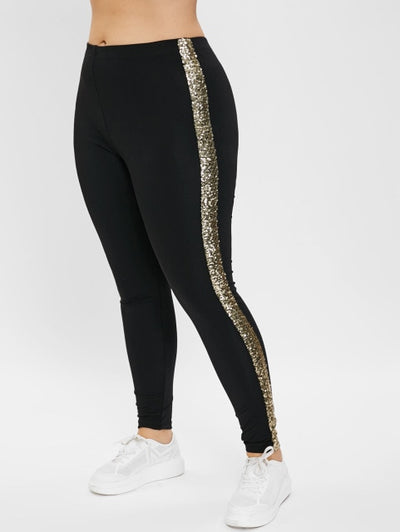 Curvestyles Leggings CS5042
