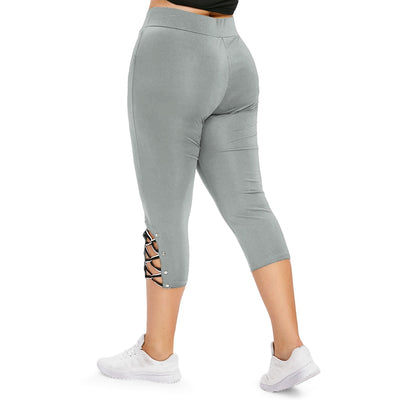 Curvestyles Leggings CS2308