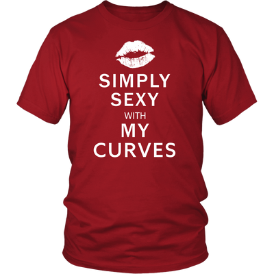 Simply Sexy With My Curves