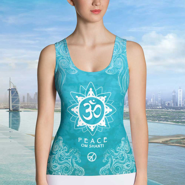 Ladies Yoga Tank Tops