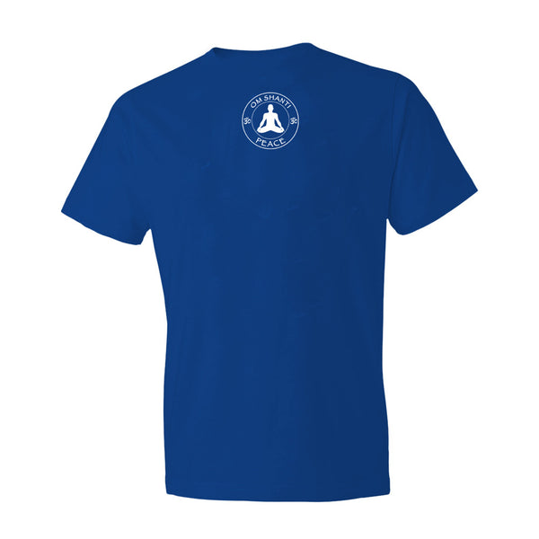 men's Ganesha yoga t-shirt by Sushila Oliphant