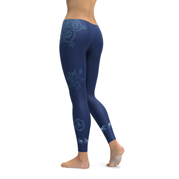 Leggings - SRI GANESHA