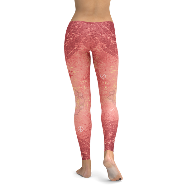Leggings LOTUS SUNRISE