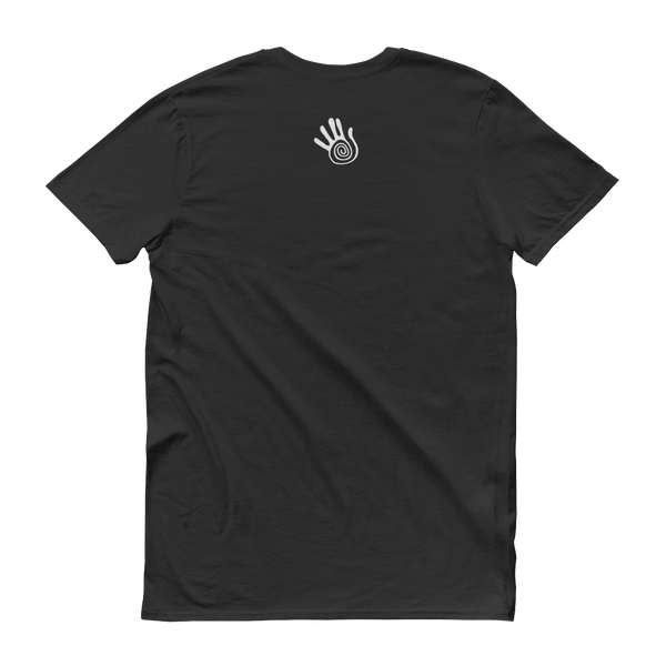Short sleeve dark unisex t-shirts - Sacred Circle