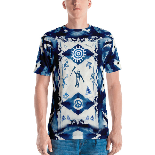Native American tribal and spiritual t-shirt by Sushila Oliphant for Apparel for the Spirit