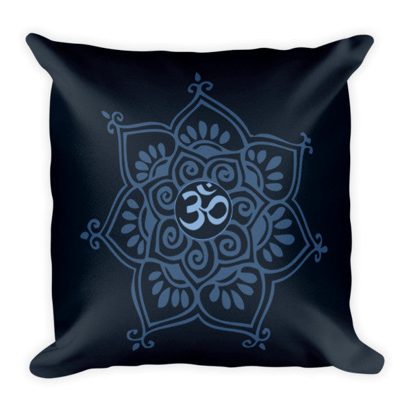 Meditation Pillow - Buddha