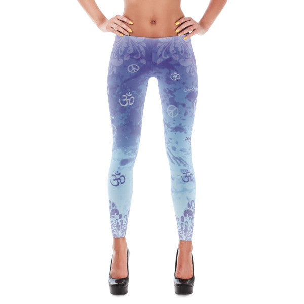 Leggings AHIMSA - DO NO HARM