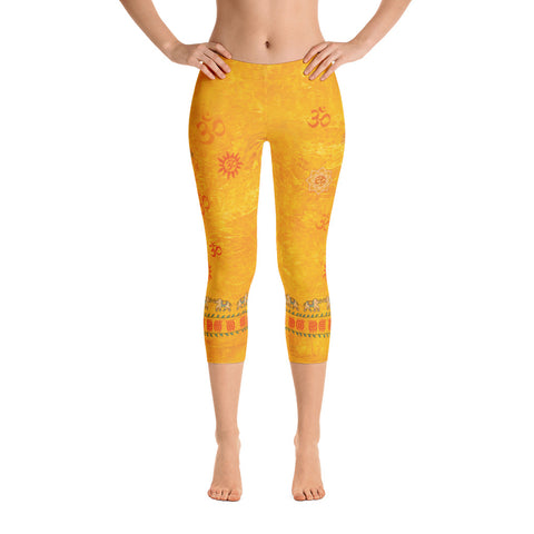 Awaken Capri Leggings
