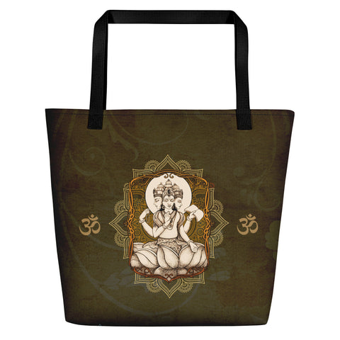Brahman Yoga Beach Bag