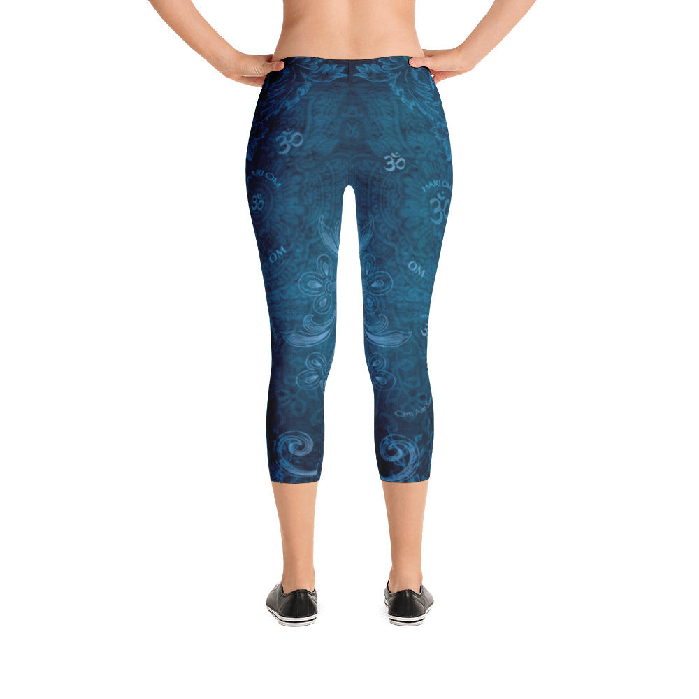 Saraswati Capri Leggings