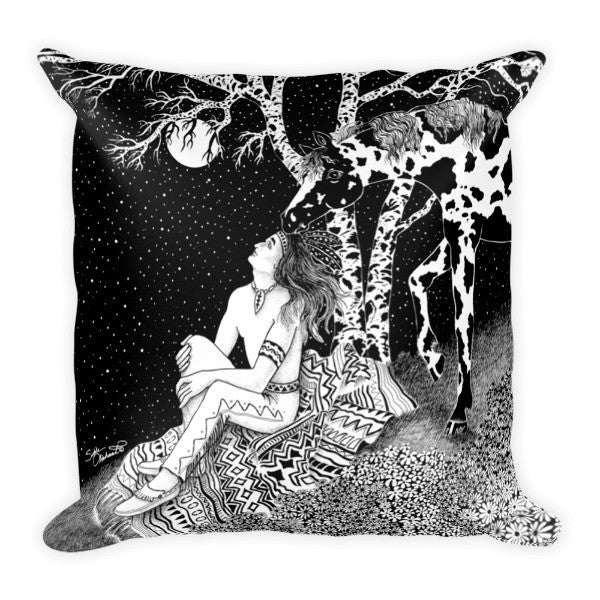 Meditation Pillow - Communing