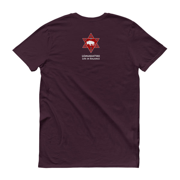 PeacePipe Medicine Shield - Unisex T-shirt
