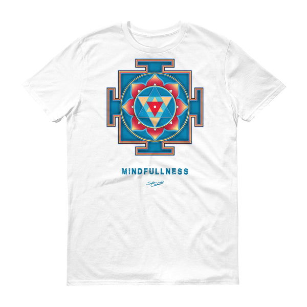 Short sleeve unisex t-shirt - Yantra