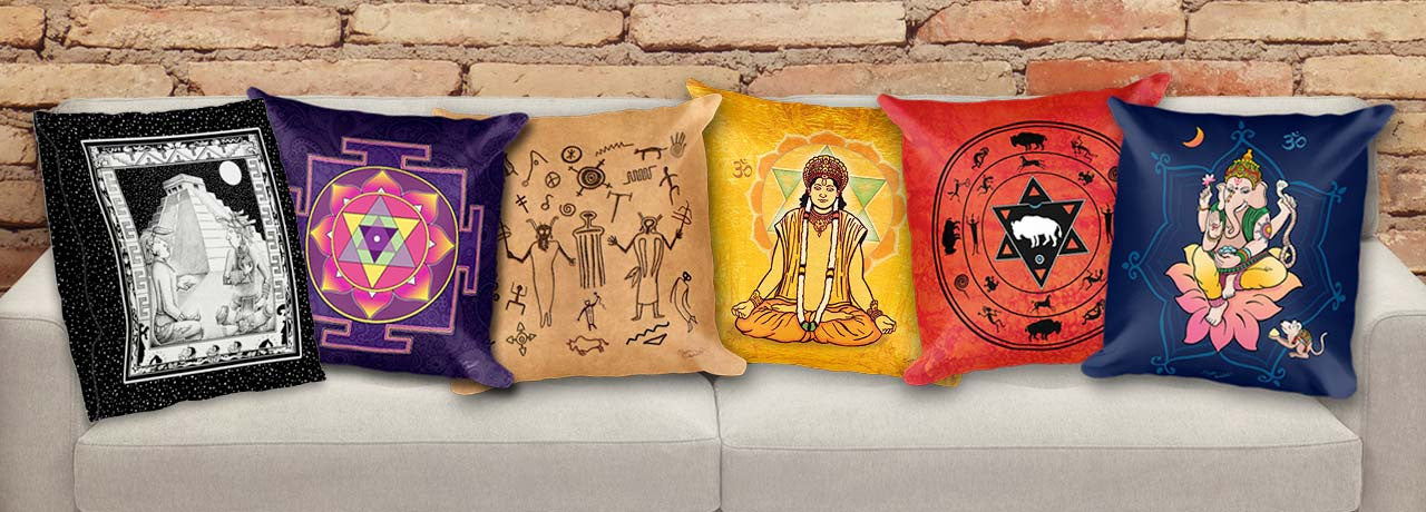 meditation pillows