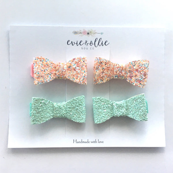 Baby Fairy Wing Evie & Ollie Clip set