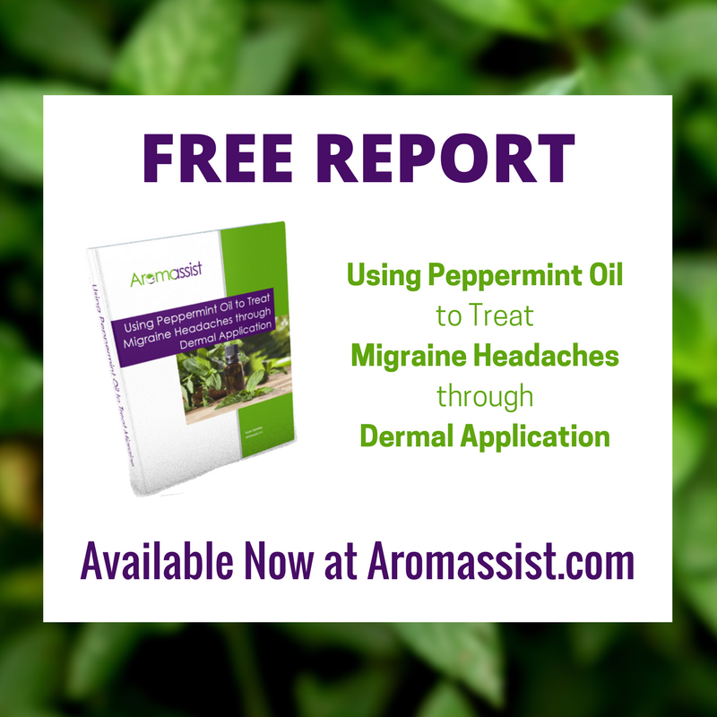 Using Peppermint Oil to Help Migraine Headaches
