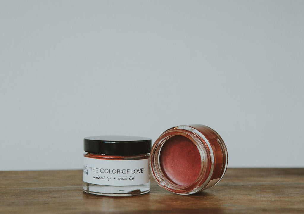 """The Color of Love' Cheek + Lip Tint 4 oz."