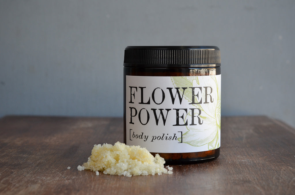 Flower Power Body Polish (4 oz.)