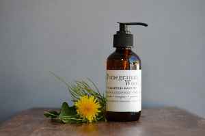LIMITED BATCH: Dandelion Blossom Breast & Body Oil (8 oz.)