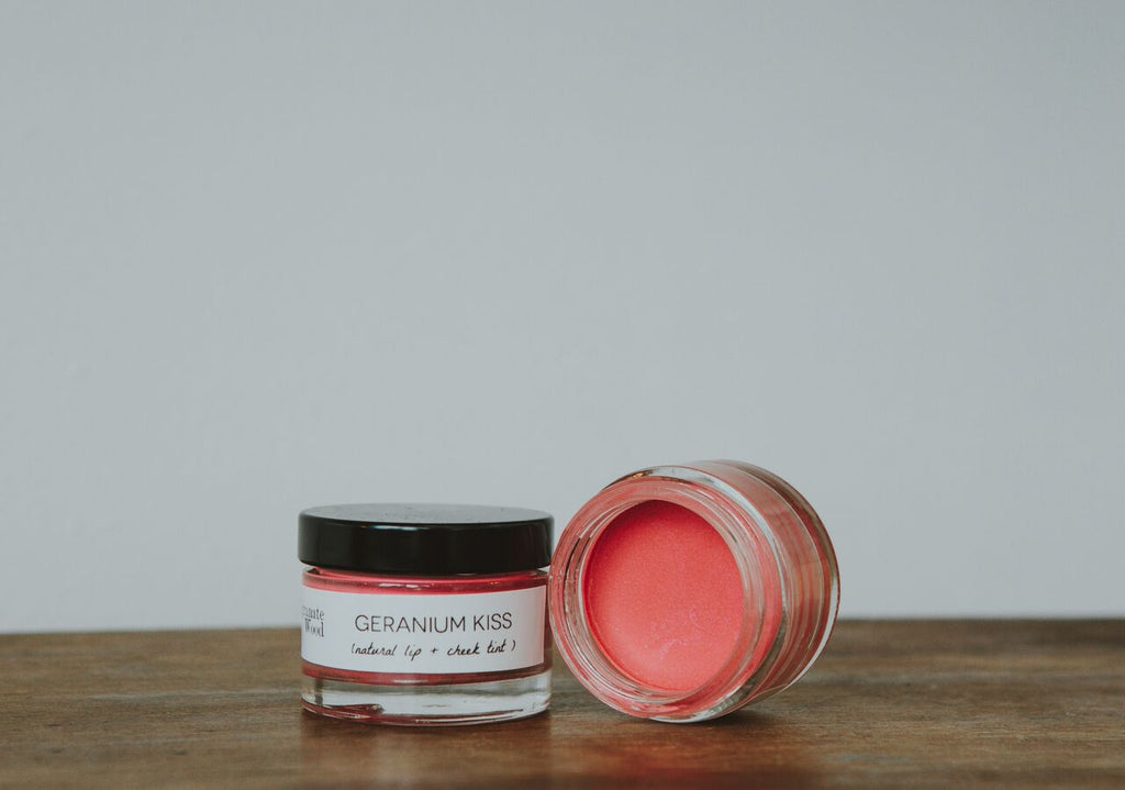Geranium Kiss Cheek and Lip Tint 4 oz.
