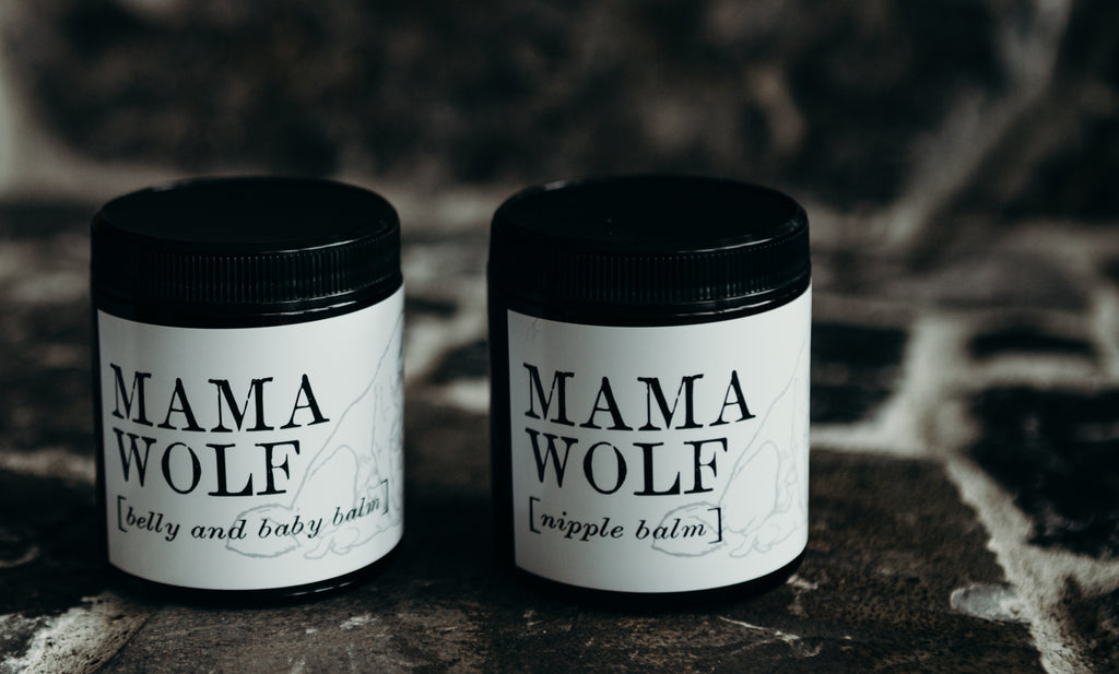 MAMA WOLF BELLY + BABY BALM
