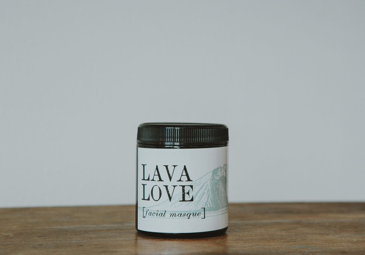 Lava Love Facial Masque 4 oz.
