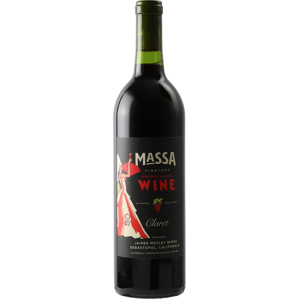 Jaimee Motley Massa Vineyard Bordeaux Blend