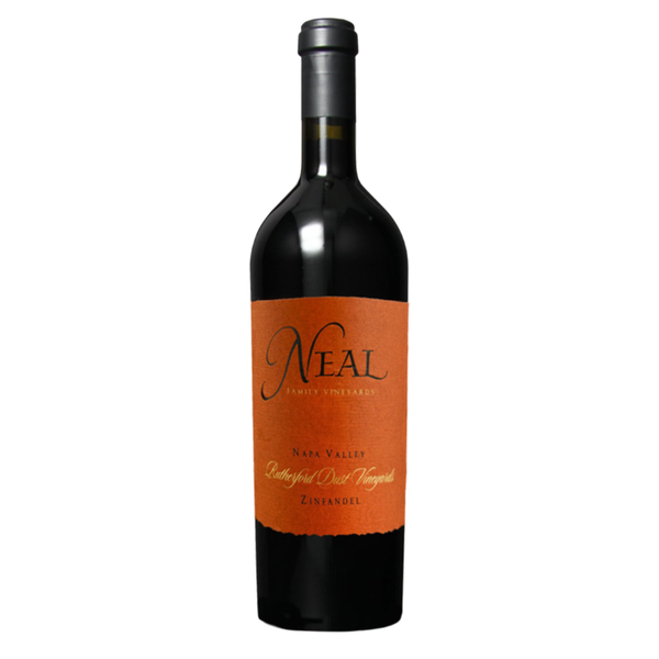 Neal Family Vineyards Zinfandel Rutherford Dust