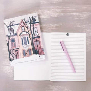 """Home Sweet Home"" notebook"