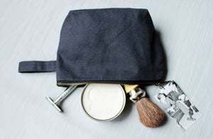 organic cotton kit bag
