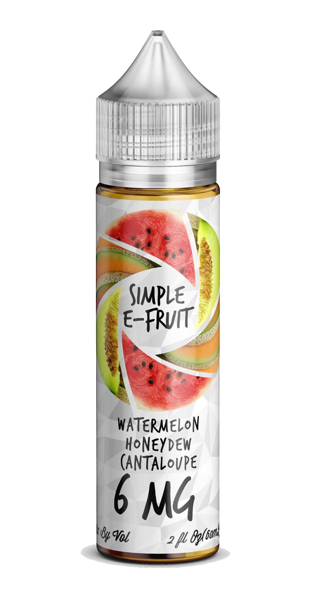 Simple E-Fruit Watermelon Honeydew Cantaloupe 60ml