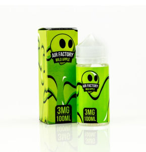 Air Factory- Wild Apple- 100ml