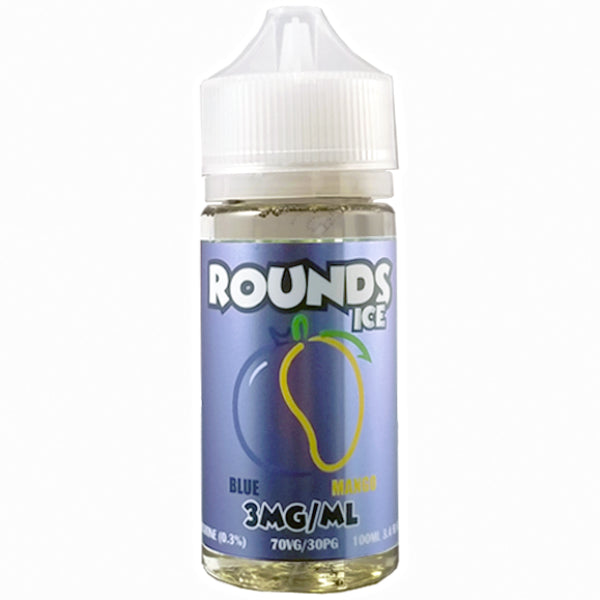 ROUNDS ICE - ALL FLAVORS (100ML)