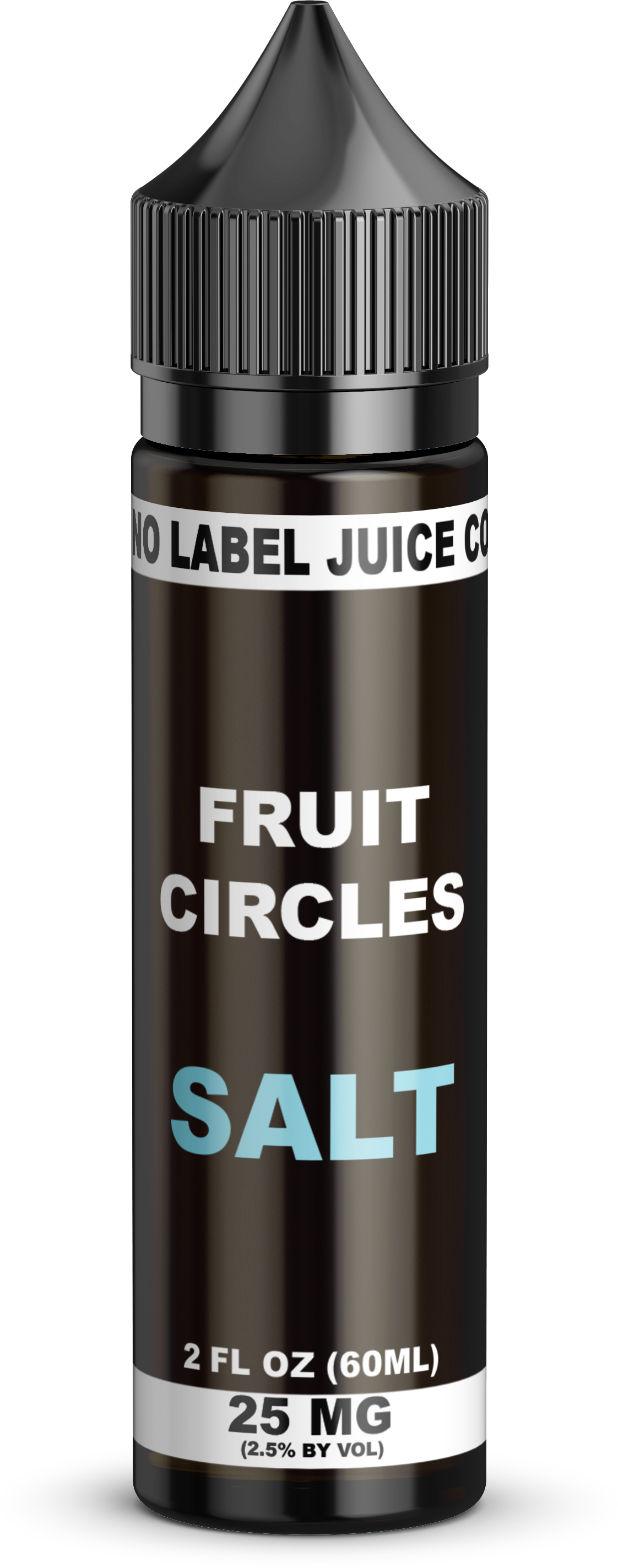 NO LABEL JUICE CO - FRUIT CIRCLES SALT (30ML)