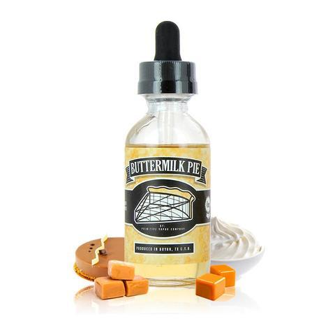 PRIMITIVE VAPOR - BUTTERMILK PIE (60ML)