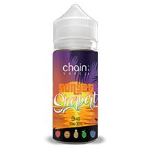 Chain Vapez - Sunset Sherbert (100ML)