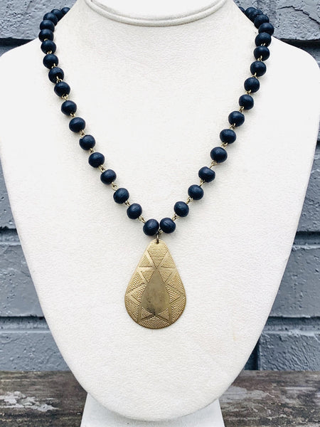 Groundwork by Sara Hart Starr Necklace