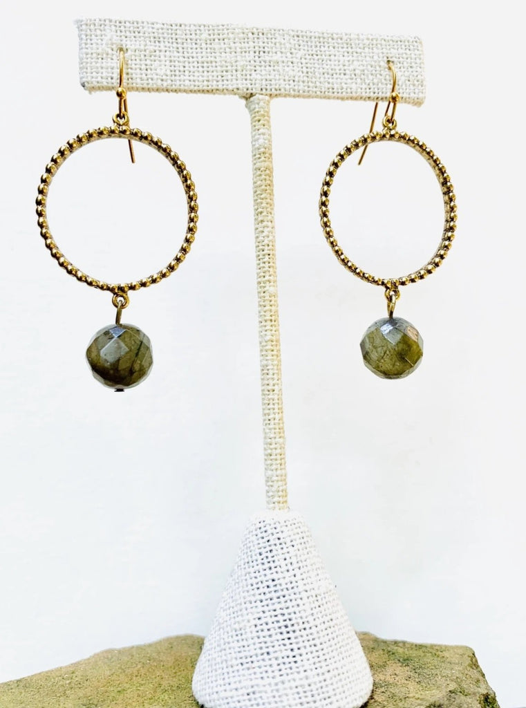 Groundwork by Sara Hart Emma Earring