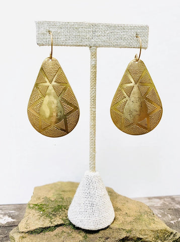 Groundwork by Sara Hart Aiden Earring