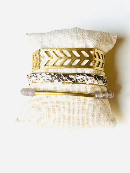 Groundwork by Sara Hart Sawyer Cuff