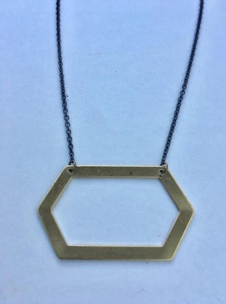 Groundwork by Sara Hart Coco Necklace