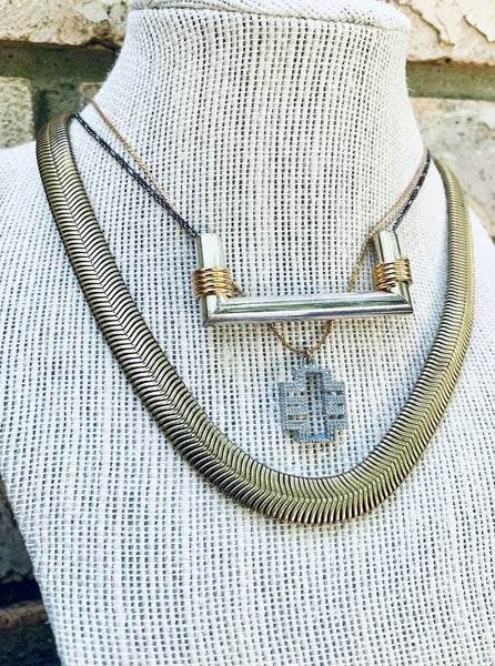 Groundwork by Sara Hart Rocco Necklace