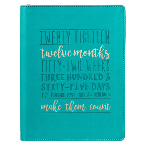 2018 Zip Planner - Commit to the Lord