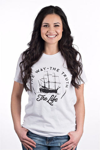 Way, Truth, Life Tee