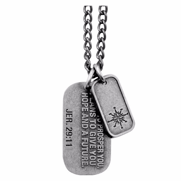 Dog Tag - Jer 29:11